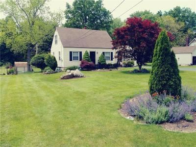 Austintown Single Family Home Active Under Contract: 2944 Evelyn Road