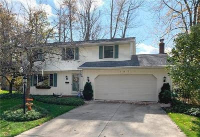 Elyria Single Family Home For Sale: 147 Devonshire Court