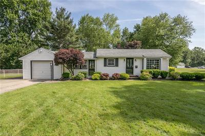 Olmsted Falls Single Family Home Active Under Contract: 23166 West Road