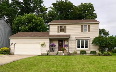 Canfield Single Family Home Active Under Contract: 3457 Forty Second Street