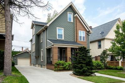 Cleveland Single Family Home Active Under Contract: 1374 W 64th Street