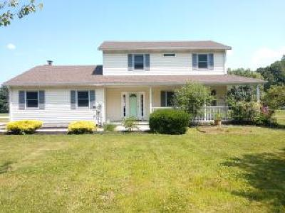 Lorain County Single Family Home For Sale: 13785 Oberlin Road