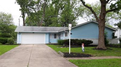 Berea Single Family Home For Sale: 552 Beeler Drive