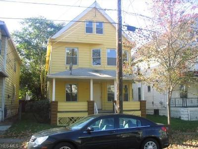Cleveland Multi Family Home For Sale: 2966 E 67 Street