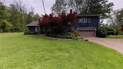 Willoughby Hills Single Family Home For Sale: 38330 Rogers Road