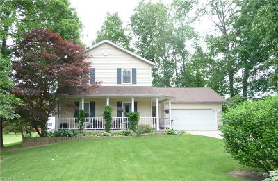 Macedonia Single Family Home Active Under Contract: 1196 Berkshire Drive