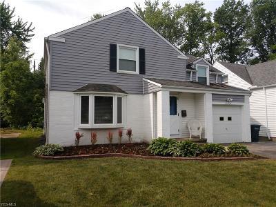 Single Family Home For Sale: 23810 E Baintree Road
