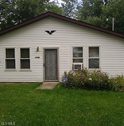 Madison Single Family Home For Sale: 6745 Ottawa Avenue