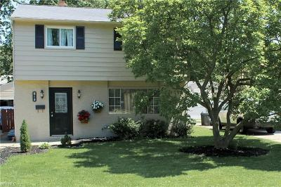 Eastlake Single Family Home Active Under Contract: 213 Parkway Drive
