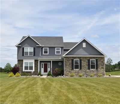 Lorain County Single Family Home For Sale: 15745 Highland Drive