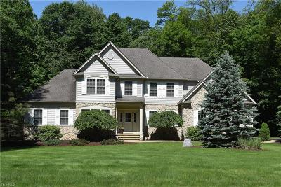 Chagrin Falls Single Family Home For Sale: 11610 Ascot Lane