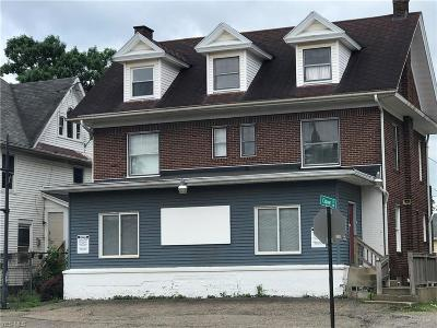Canton Commercial For Sale: 906 12th Street