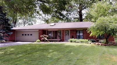Macedonia Single Family Home For Sale: 1576 Bruce Road