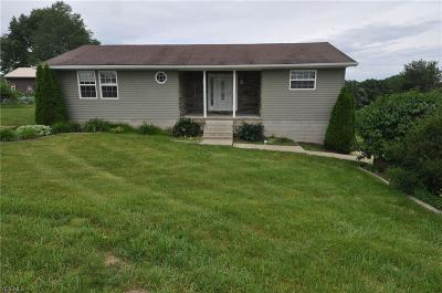 Muskingum County Single Family Home Active Under Contract: 2737 Lawhead Lane