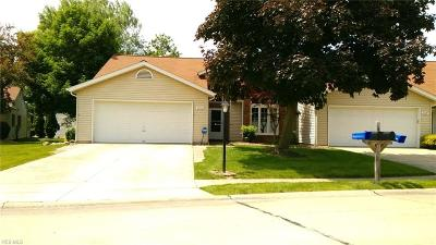 Strongsville Condo/Townhouse Active Under Contract: 10712 Grand Prairie Lane #66-A