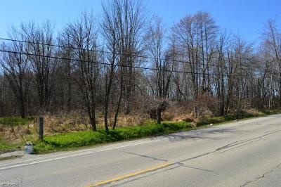 Jefferson Residential Lots & Land For Sale: State Route 46