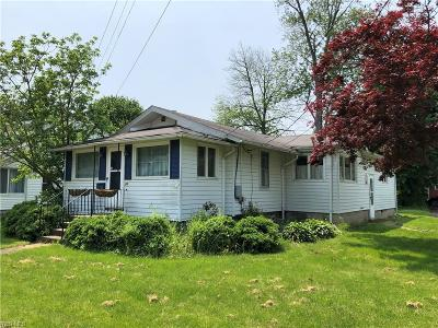 Madison Single Family Home For Sale: 34 S Lake Street
