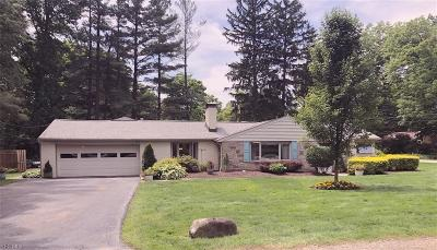 Chagrin Falls Single Family Home For Sale: 119 Laurel Road