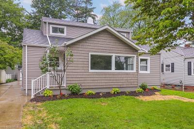 Bay Village Single Family Home For Sale: 300 Bassett Road
