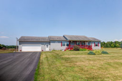Orwell Single Family Home For Sale: 1183 Hague Road