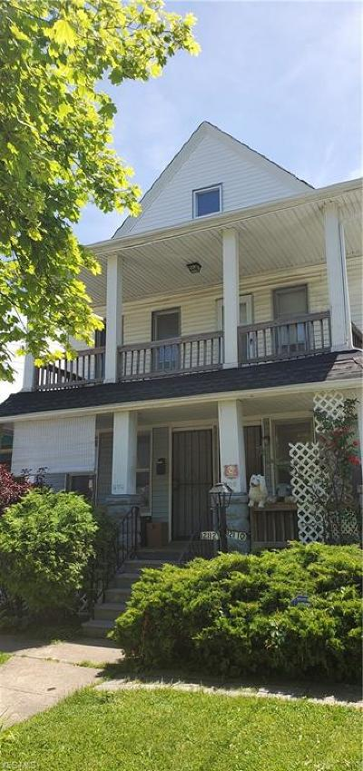 Cleveland Multi Family Home For Sale: 12110 Phillips Avenue