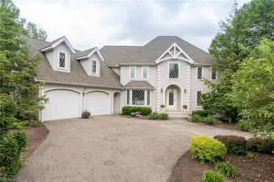 Chagrin Falls Single Family Home For Sale: 1478 Bell Road