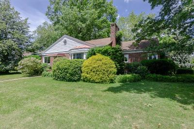 Fairview Park Single Family Home Active Under Contract: 4820 W Park Drive