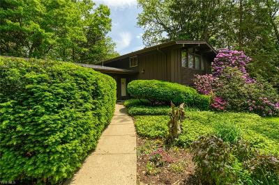 Kent Single Family Home Active Under Contract: 7324 Westview Road