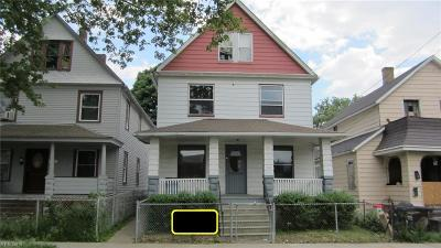 Cleveland Multi Family Home Active Under Contract: 3109 Walton Avenue