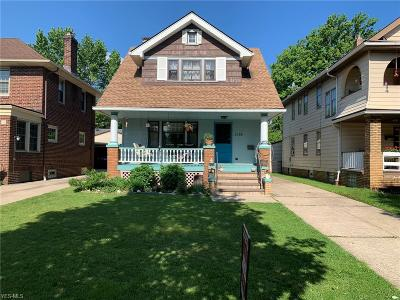 Lakewood Single Family Home Active Under Contract: 2188 Glenbury Avenue