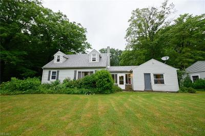Thompson Single Family Home For Sale: 15462 Trask Road
