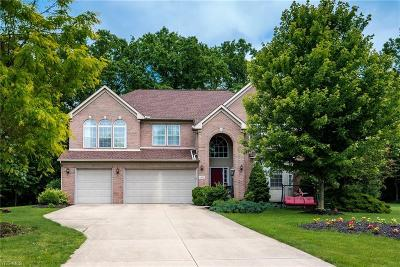 Twinsburg Single Family Home Active Under Contract: 2872 Sharon Court