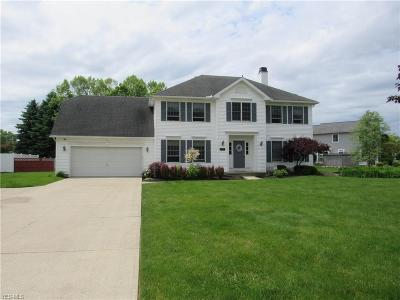Lorain County Single Family Home For Sale: 35929 Edgemere Way