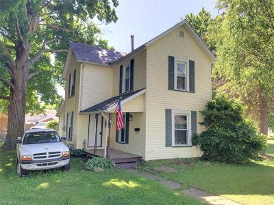 Single Family Home For Sale: 519 Wood Avenue