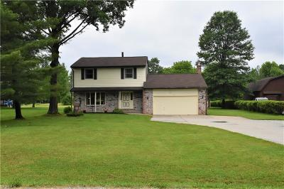 Lorain County Single Family Home For Sale: 12800 Reed Road
