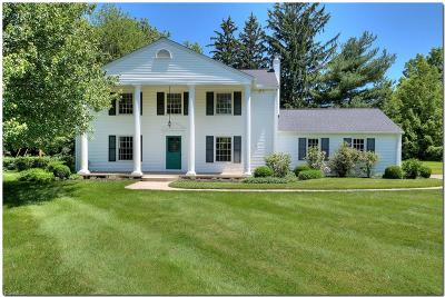 Hudson Single Family Home Active Under Contract: 283 Hartford Drive