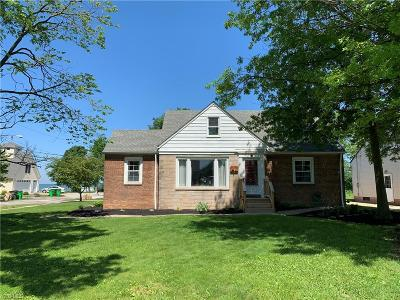 Willowick Single Family Home Active Under Contract: 32509 Lake Shore Boulevard