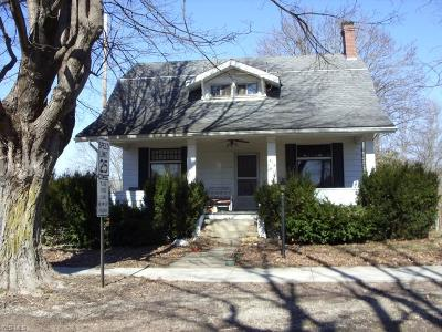 Guernsey County Single Family Home Active Under Contract: 216 Meek Avenue