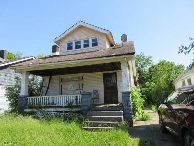 Cleveland Single Family Home For Sale: 12212 Craven Avenue