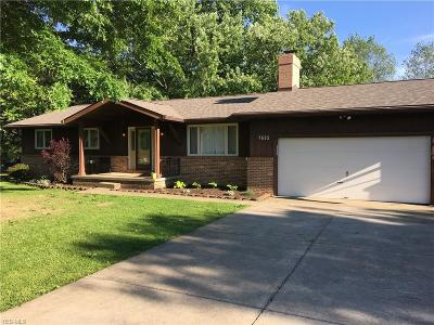 Canfield Single Family Home For Sale: 7695 W Calla Road