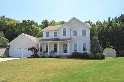Austintown Single Family Home Active Under Contract: 1963 Old Farm Trail