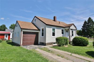 Zanesville Single Family Home Active Under Contract: 1015 Talley