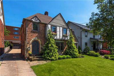 Rocky River Single Family Home Active Under Contract: 20695 Morewood Parkway