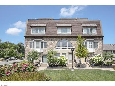 Westlake Condo/Townhouse For Sale: 31 Ashbourne Drive