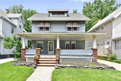 Cleveland Single Family Home For Sale: 4306 Henritze Avenue