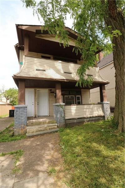 Cleveland Multi Family Home For Sale: 3217 90th Street
