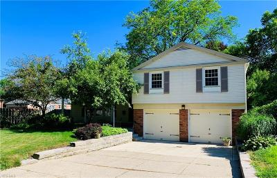 Rocky River Single Family Home For Sale: 19989 Westhaven Lane