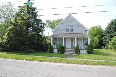 Cleveland Single Family Home For Sale: 7420 Park Avenue