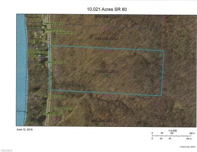 Morgan County Residential Lots & Land For Sale: 00 State Route 60