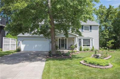 Strongsville Single Family Home For Sale: 16818 Pheasant Trail Place